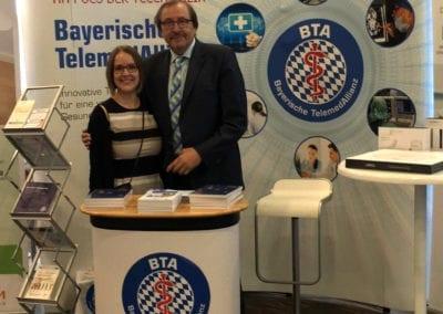 BTA stellt digitale Lösungen auf Pflegekongress der CSU vor