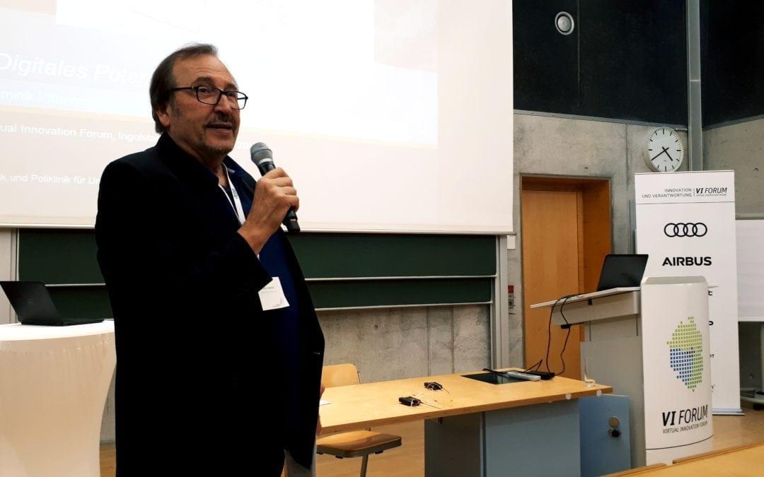 Das 5. Virtual Innovation Forum in Ingolstadt