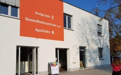 Pilotprojekt für Digitalisierung im bayerischen Gesundheitswesen: 1. deutsches Gesundheitszentrum mit Schwerpunkt Telemedizin eröffnet