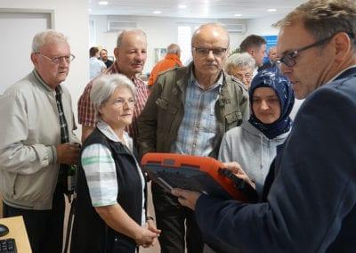 Eröffnung des Gesundheitszentrums 4.0