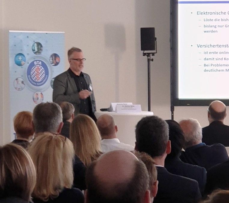 7. Tag der Telemedizin in München: Chancen und Nutzen der Telematikinfrastruktur