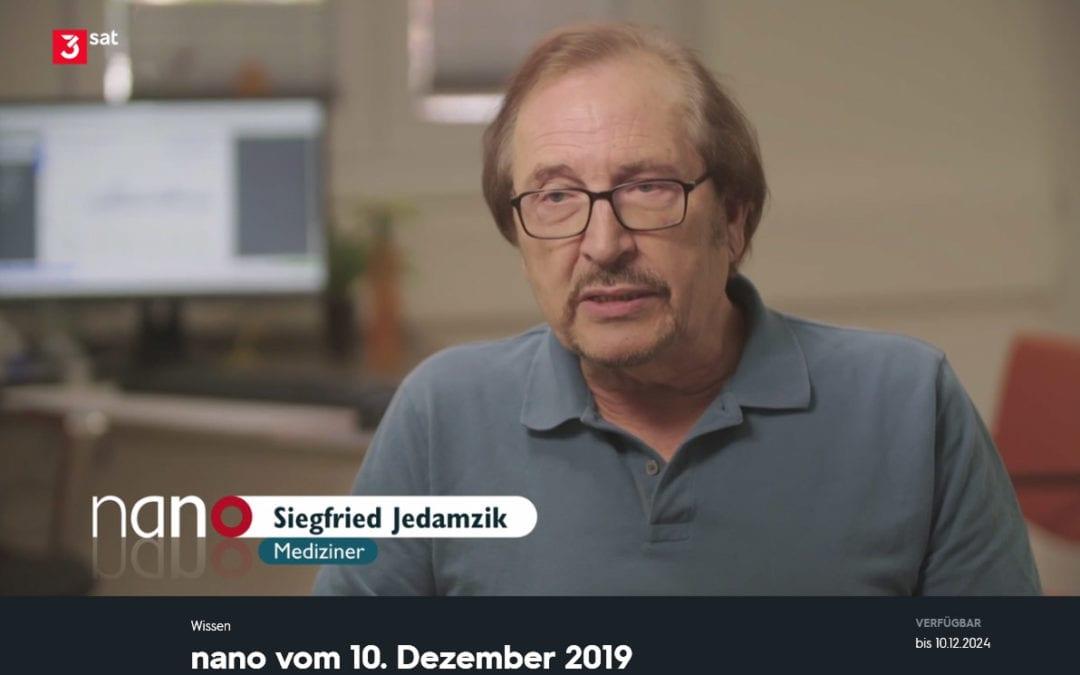 """nano Beitrag – """"Wearables"""" in der Medizin mit Prof. Dr. med. Siegfried Jedamzik"""
