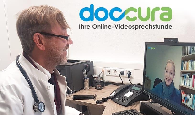 Doccura – Ihre Online-Videosprechstunde