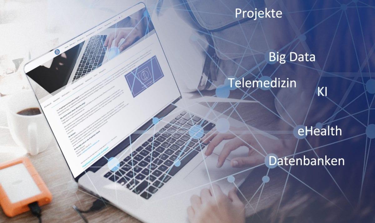 Projektportal.Gesundheit.Digital
