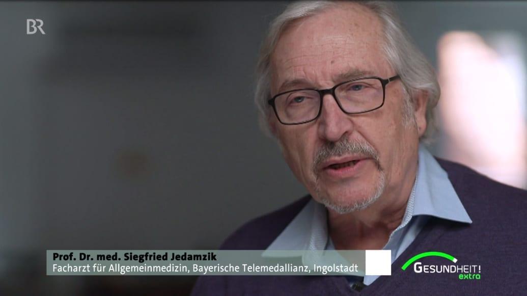 Videosprechstunde, Monitoring, Tracing-App | BR Gesundheit! extra